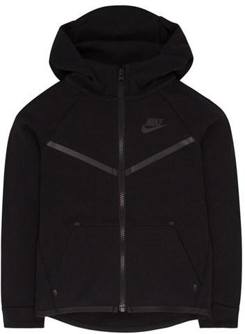 Boy's Nike 'Tech Fleece' Full Zip Hoodie