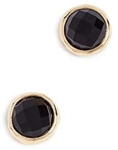 Gorjana Women's Power Gemstone Stud Earrings