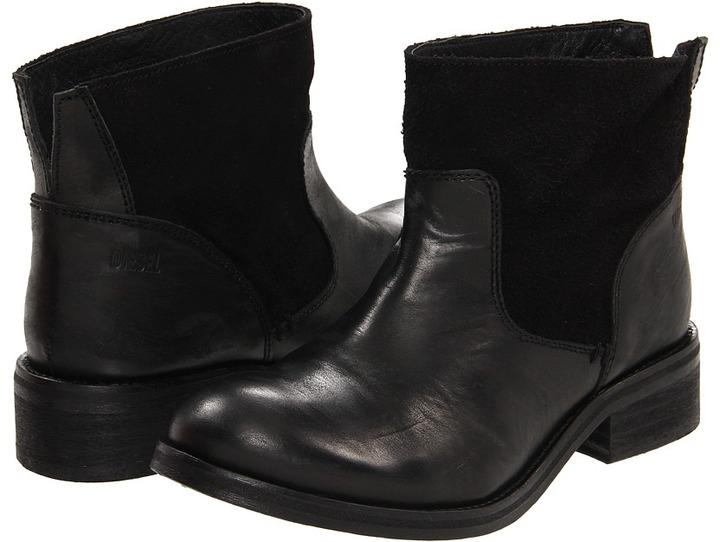 Diesel Courtney - 12 (Black) - Footwear