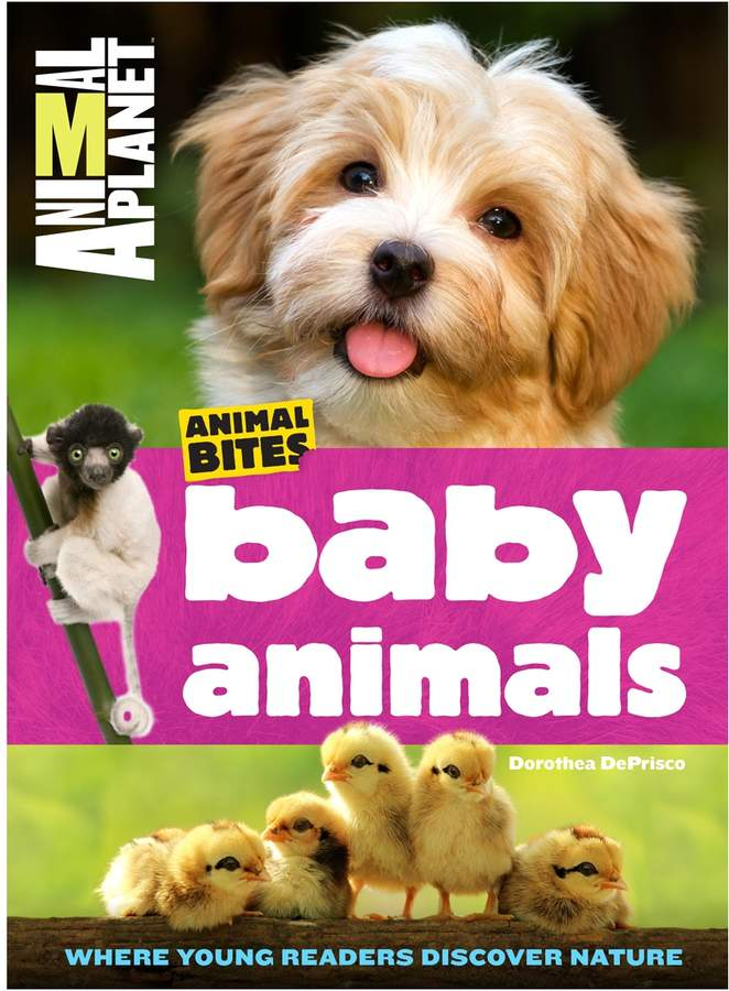 Time Inc. AP Bites Baby Animals