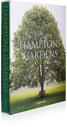 Assouline Hamptons Gardens Hardcover Book