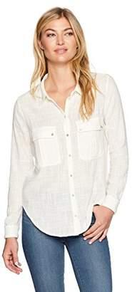 AG Adriano Goldschmied Women's Nevada Shirt