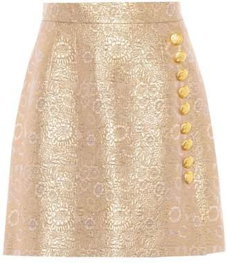 Dolce & Gabbana Brocade miniskirt