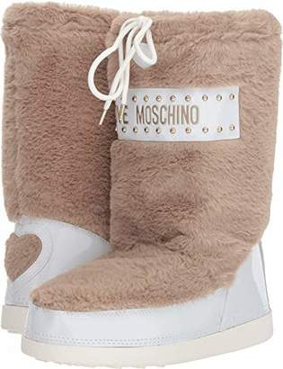 Love Moschino Women's JA24052G06JS0209 Snow Shoe