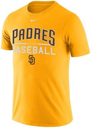 Nike Men's San Diego Padres Practice Tee