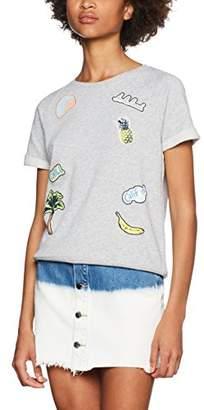 Juicy Couture Women's California Days T-Shirt,(Manufacturer Size:Medium)