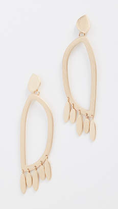 Rebecca Minkoff Sadie Large Ring Statement Earrings