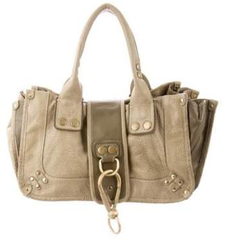 Chloé Ascot Leather Tote Tan Chloé Ascot Leather Tote