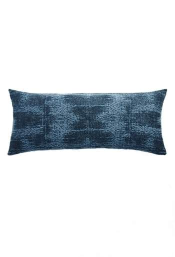 Distressed Geo Accent Pillow