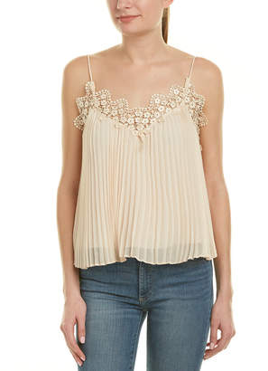 Keepsake Pleated Top