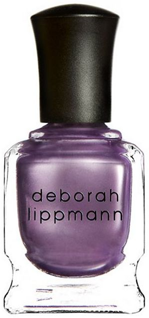 Deborah Lippmann Nail Color, Purple Rain created with Zac Posen 0.5 fl oz  selected color: Purple Rain created with Zac Posen Everyday Free Shipping This item must be shipped via ground transportation. Auto Delivery Eligible 100% color guarantee Email A Friend Write a review