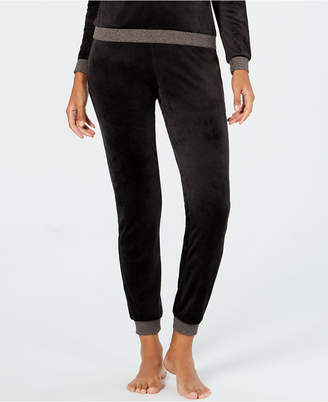 Alfani Velvet Pajama Pants, Created for Macy's