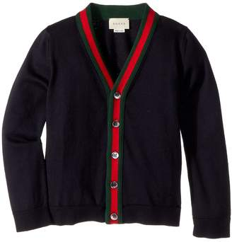 Gucci Kids Cardigan 457712X3F43 Boy's Sweater