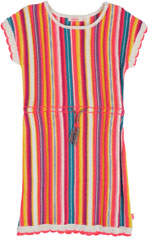 Billieblush Multicolored Stripe Knit Dress, Size 4-12