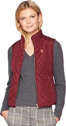 U.S. Polo Assn. Women's Moto Vest