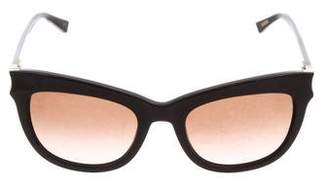 Cat Eye Kate Young x Tura Gradient Cat-Eye Sunglasses