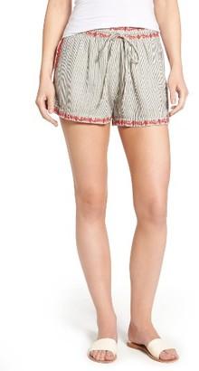 Women's Ella Moss Marini Shorts $128 thestylecure.com