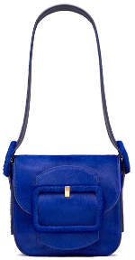 Tory Burch Sawyer Calf Hair Mini Shoulder Bag