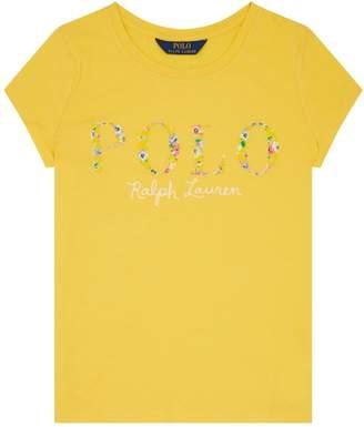 Polo Ralph Lauren Floral Logo T-Shirt