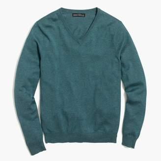 J.Crew Factory Slim-fit v-neck sweater in perfect merino blend