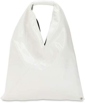 MM6 MAISON MARGIELA Mini Japanese Patent Leather Bag