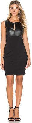 1 STATE Ponte Bodycon Dress