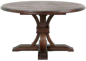 One Kings Lane Bijou Extension Dining Table - Rustic Java