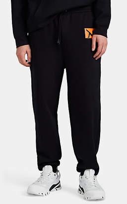 Calvin Klein Jeans Est. 1978 Men's Icon Cotton-Blend Jogger Pants - Black