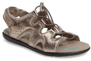 Women's Ecco 'Bluma' Toggle Sandal $109.95 thestylecure.com