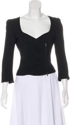 Armani Collezioni Silk Evening Jacket