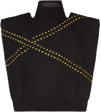 Raf Simons Deconstructed Sweater