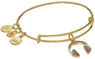 Alex and Ani Color Infusion, Headphones Bracelet Bracelet