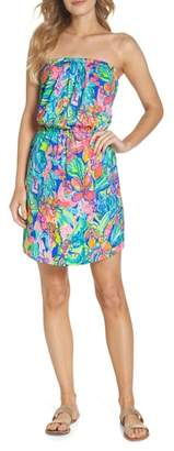 Lilly Pulitzer R) Windsor Strapless Dress
