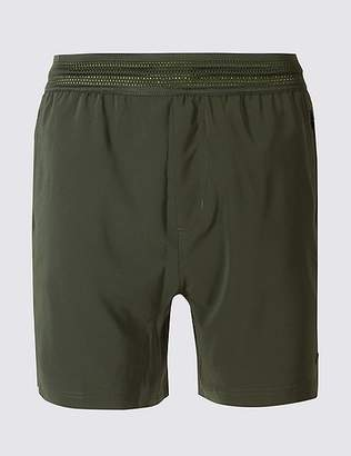 Marks and Spencer Active Short with Reflective Trim