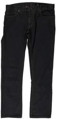 John Varvatos Slim Tonal Jeans