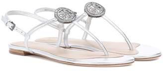 Tory Burch Liana leather sandals