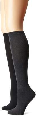 K. Bell Socks Women's Soft and Dreamy Marl KH 2 PR Pack