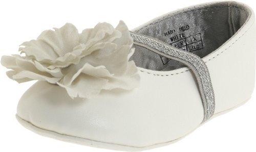 Stuart Weitzman Layette Bud Ballet Flat (Infant/Toddler)