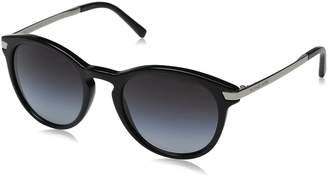 Michael Kors ADRIANNA III MK2023 Sunglasses 3106T5-53 - Dk Tortoise/gold Frame, Gradient