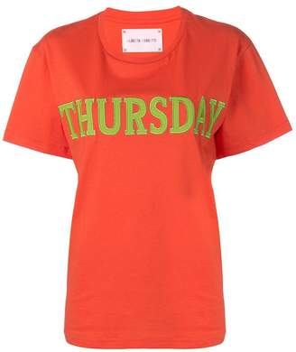 Alberta Ferretti Thursday T-shirt