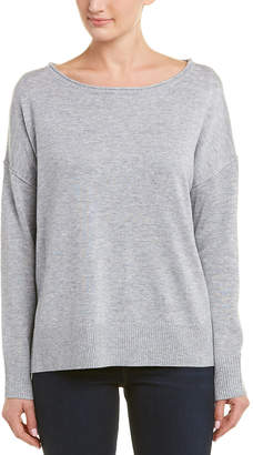 NYDJ Exposed Seam Sweater