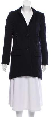 Veronica Beard Short Wool Coat