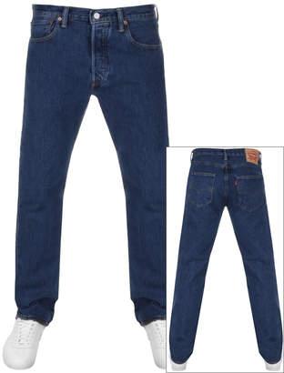Levi's Levis 501 Original Fit Jeans Blue