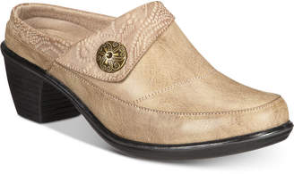 Easy Street Shoes Journey Mules