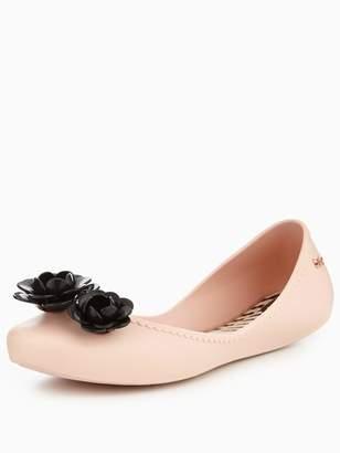 Zaxy Start Blossom Flower Jelly Ballerina - Nude
