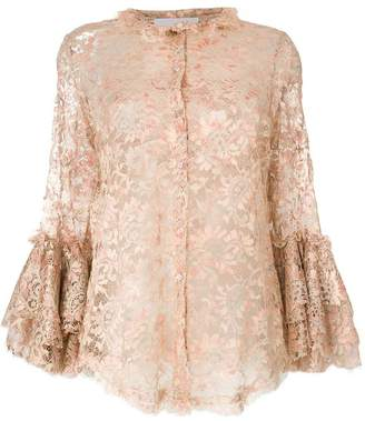 Daizy Shely flower lace top