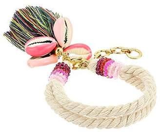 Rebecca Minkoff Lola Rope Tassel Bracelet