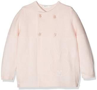 Benetton Baby Girls' L/s Sweater Sweatshirt
