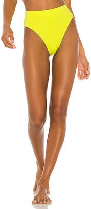 Nicholas High Waisted Bikini Bottom