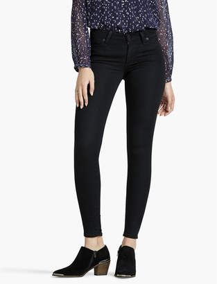 Lucky Brand Brooke Mid Rise Legging Jean In Bohemian Black